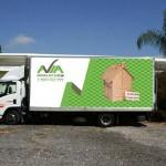משאית ההובלה שלנו